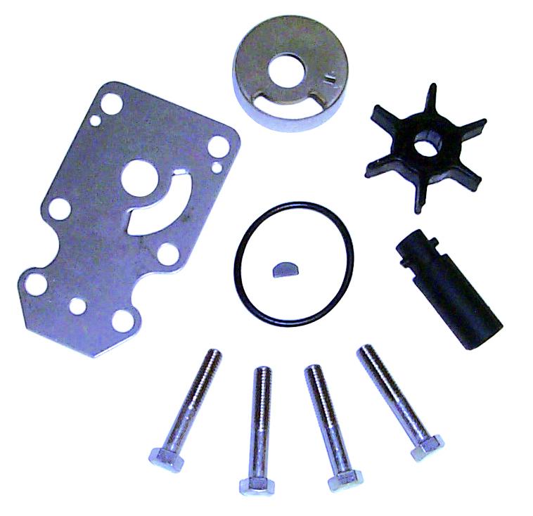 New Yamaha Water Pump Impeller Kit  682-W0078-A1-00 46-84277T 46-84277M 18-3148