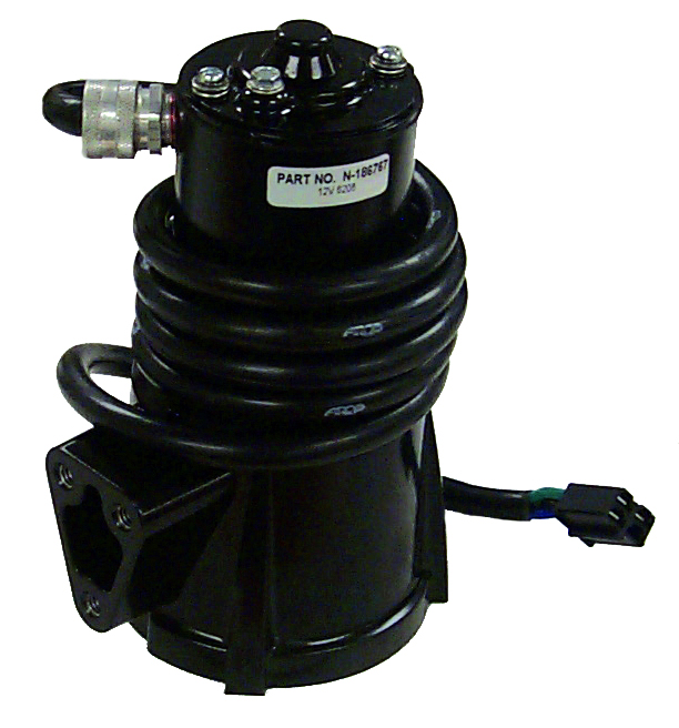 Marine parts plus sierra outboard motor parts johnson for Power trim motor for johnson outboard